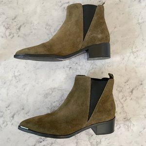 Marc fisher Yale booties